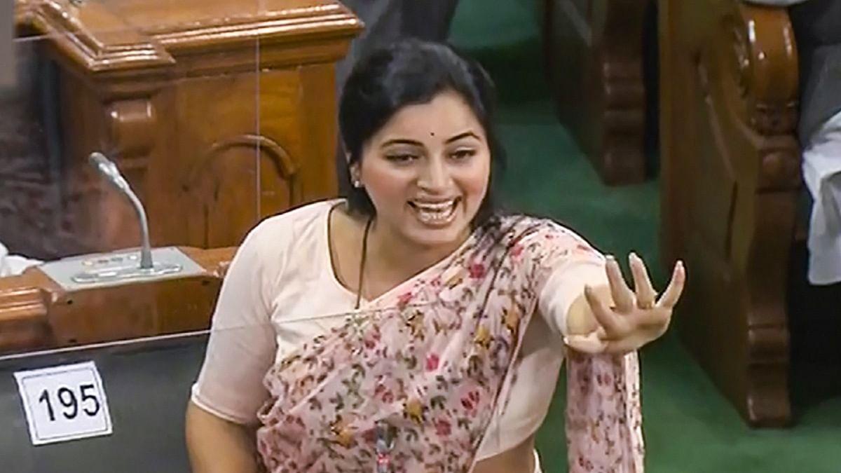 महाराष्ट्र की महिला सांसद का आरोप, शिवसेना सांसद ने जेल में डालने की दी धमकी, लोकसभा अध्यक्ष से की शिकायत