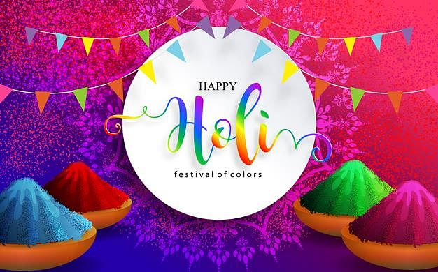 Happy Holi 2021 Wishes, Images, Quotes, Holi Ki Hardik Shubhkamnaye, Songs, Video 13