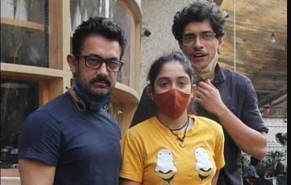 आमिर खान के बेटे जुनैद खान का दिखा गजब का ट्रांसफॉर्मेशन, वायरल हुआ VIDEO