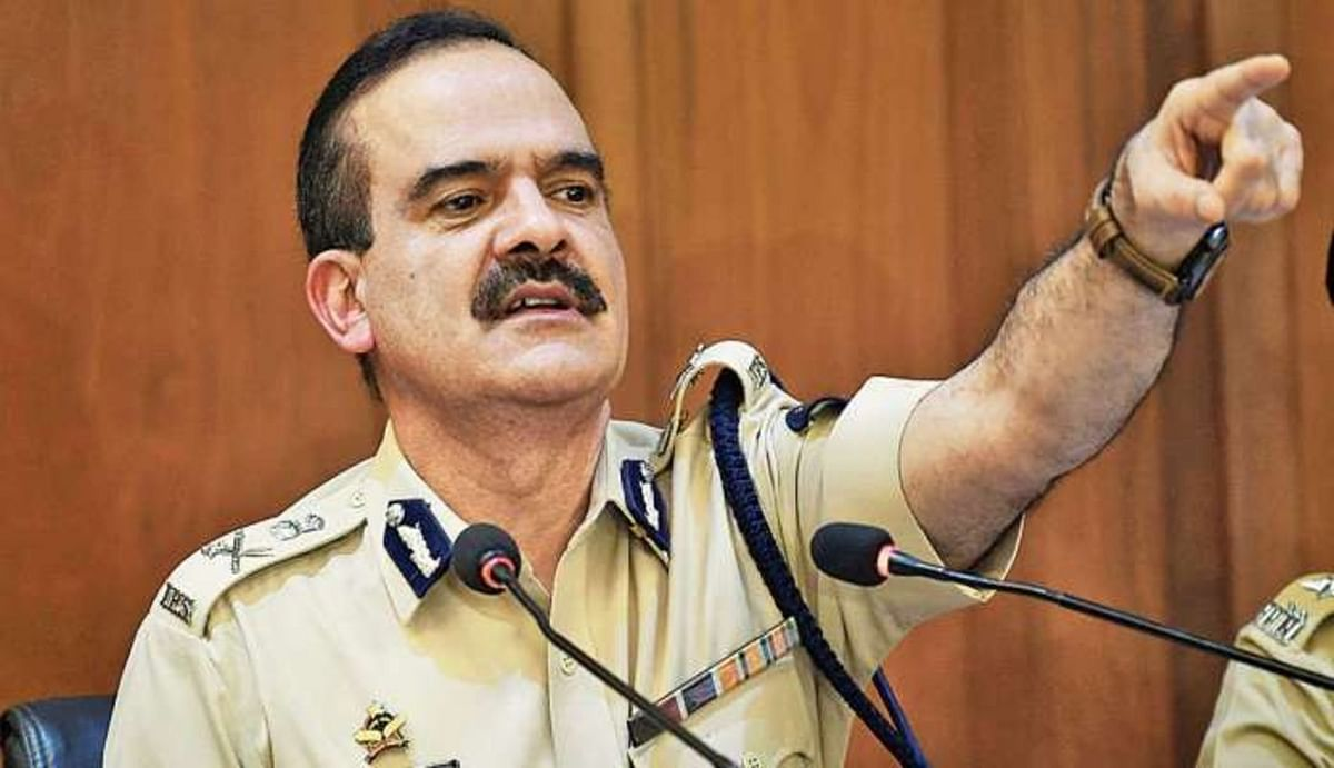 परमबीर सिंह अगर देश छोड़ देते हैं, तो जिम्मेदार केंद्र सरकार होगी, कांग्रेस का आरोप, लुकआउट नोटिस जारी