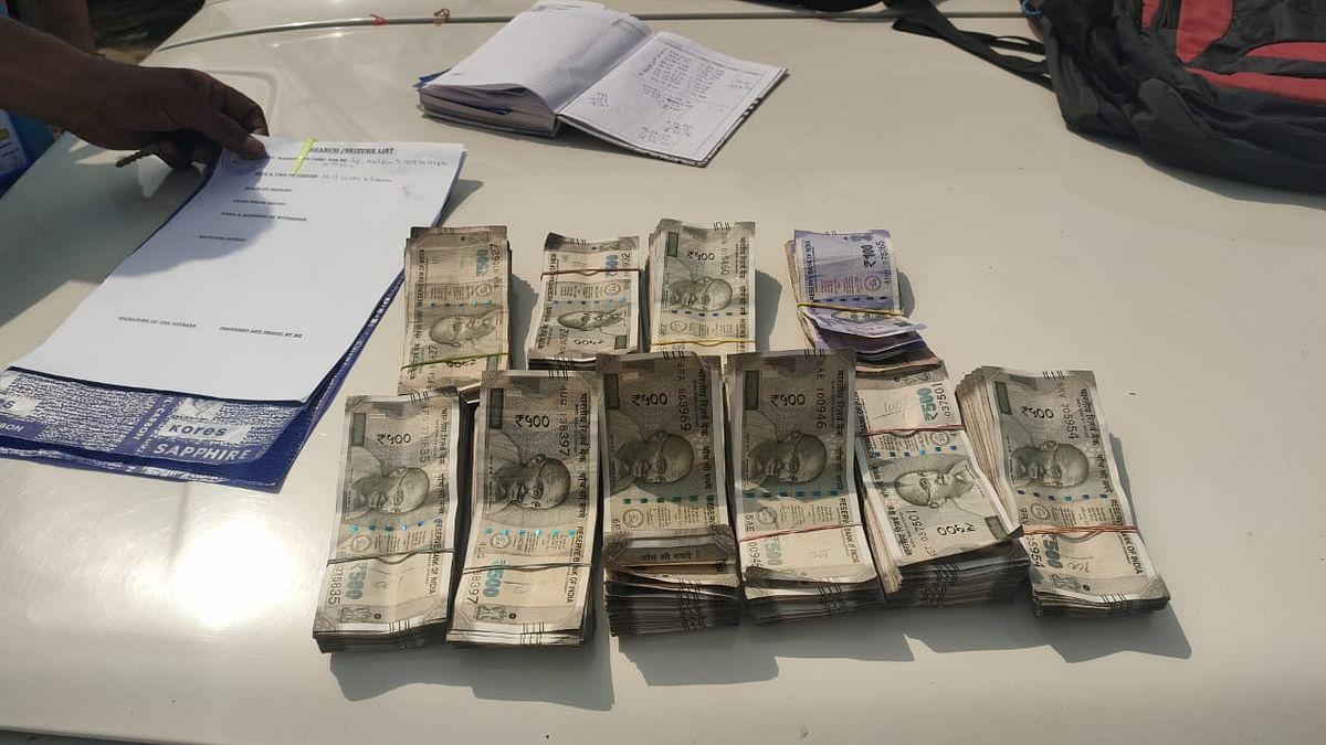 Big Breaking : चुनाव से पहले बारुईपुर पुलिस अलर्ट, स्कूल बैग से 4.60 लाख रुपये जब्त