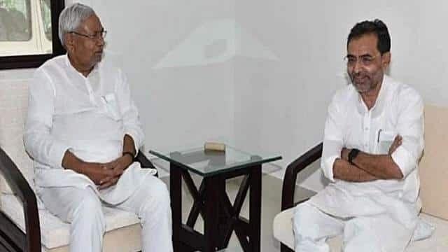 Bihar Politics: उपेंद्र कुशवाहा की पार्टी RLSP का JDU में विलय, गठबंधन क्यों नहीं? जानिए इस सवाल का जवाब