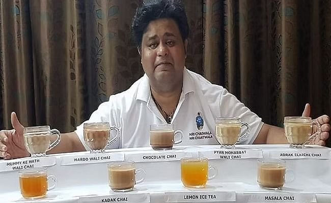 NRI Chaiwala, न्यूजीलैंड से भारत लौटे जगदीश ने अलग-अलग फ्लेवर की बनाई चाय, जानिए क्या है उनका फंडा और कमाई