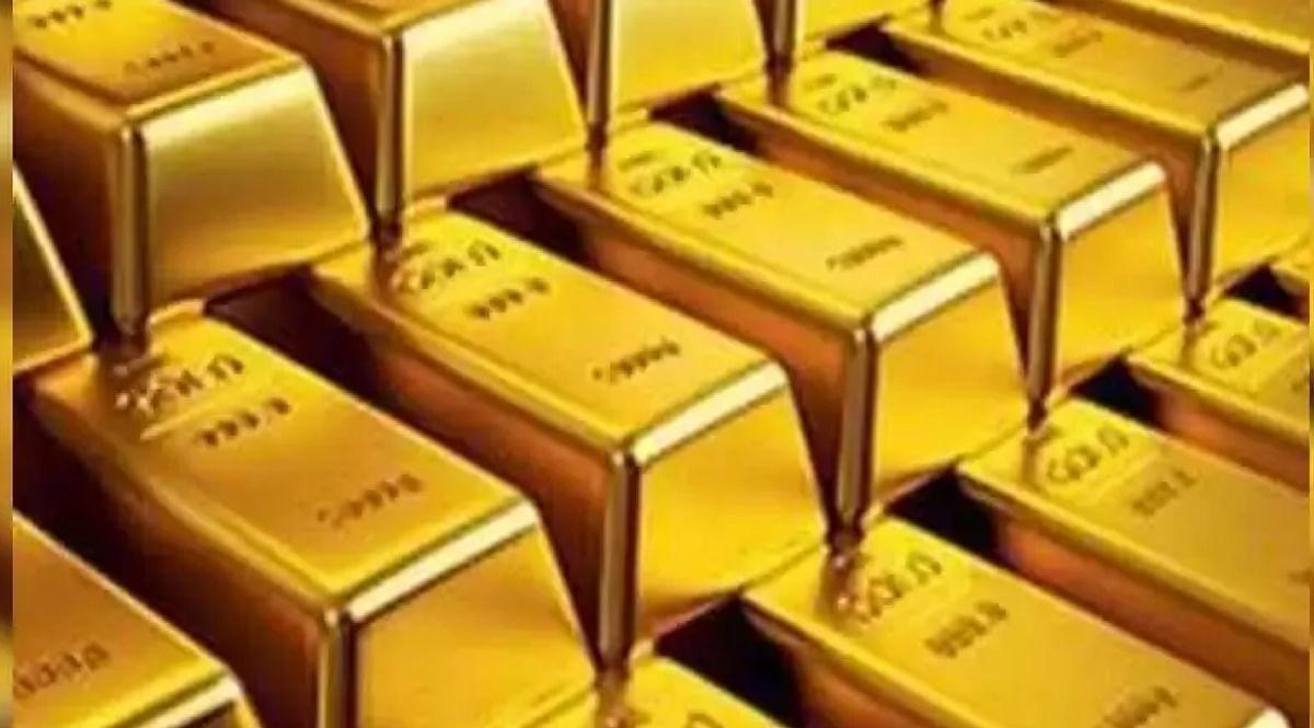 Gold Price : सोने की कीमत में 12927 रुपये की भारी गिरावट, जानें निवेश करना कितना रहेगा सही