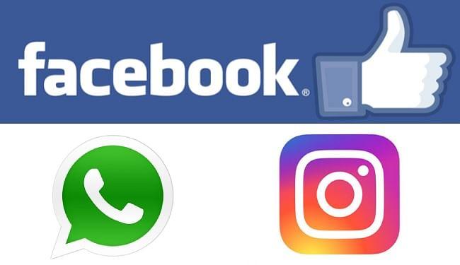 भारत सहित दुनिया के कई देशों में 45 मिनट के लिए बंद रहे व्हाट्सएप, इंस्टाग्राम और फेसबुक, कंपनियों ने जताया खेद