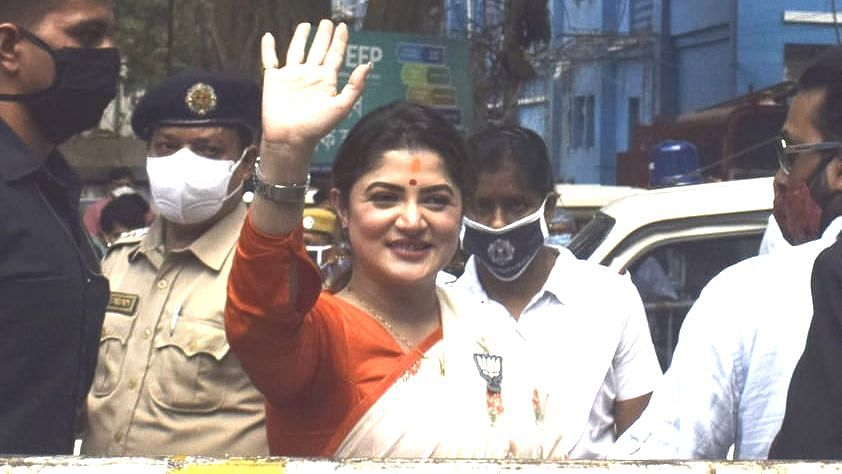 बेहाला पश्चिम: तृणमूल के दिग्गज नेता पार्थ चटर्जी को 'पंजा' बनाने से रोक पायेंगी भाजपा की श्रावंती