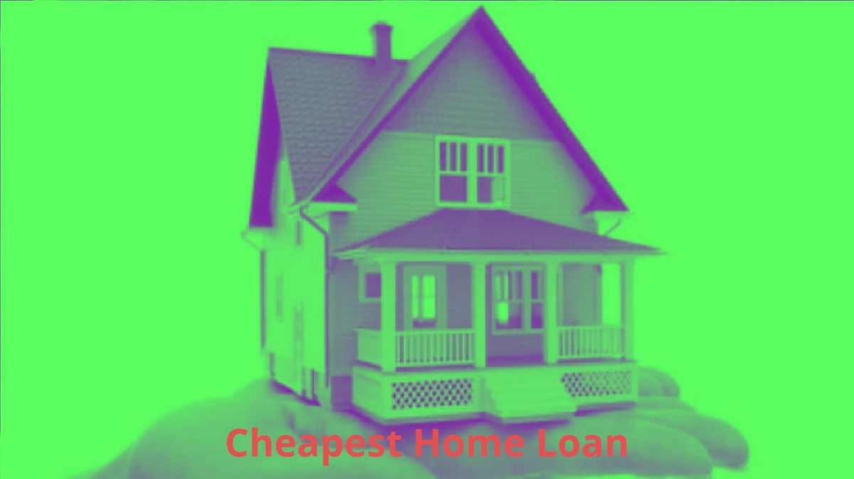 Home Loan : यहां मिल रहा है बहुत सस्ता लोन, घर बनाने के लिए करें अप्लाई