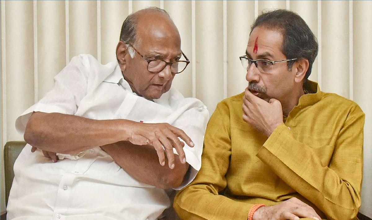 महाराष्ट्र सरकार की गठबंधन में कलह : कांग्रेस ने कहा- शरद पवार के प्रवक्ता बन गये हैं संजय राउत