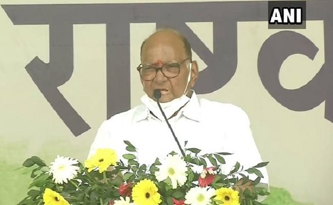 PM मोदी के पास बंगाल जाने के लिए वक्त, लेकिन किसानों से मिलने का समय नहीं, रांची में बोले NCP अध्यक्ष शरद पवार