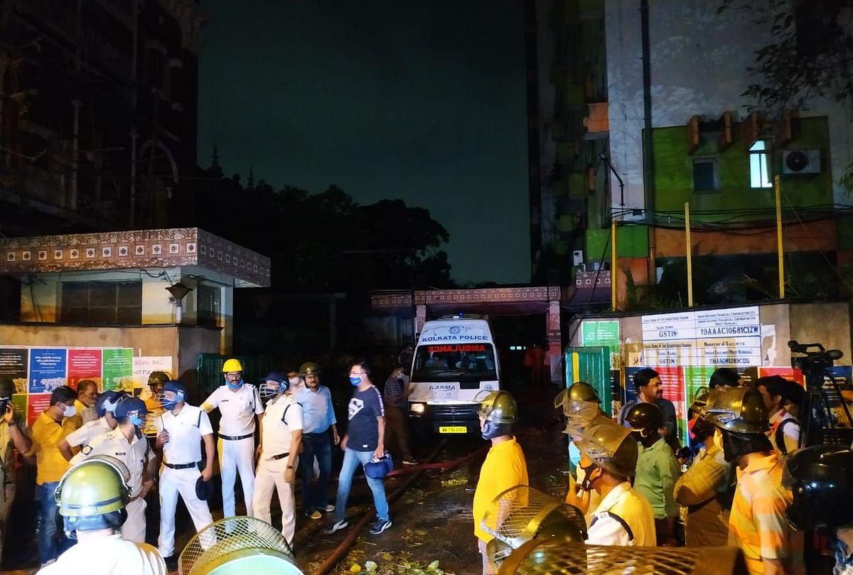 Kolkata Fire : Eastern Railway मुख्यालय में लगी आग से अब तक 9 की मौत, सीएम ममता ने किया मुआवजे का एलान