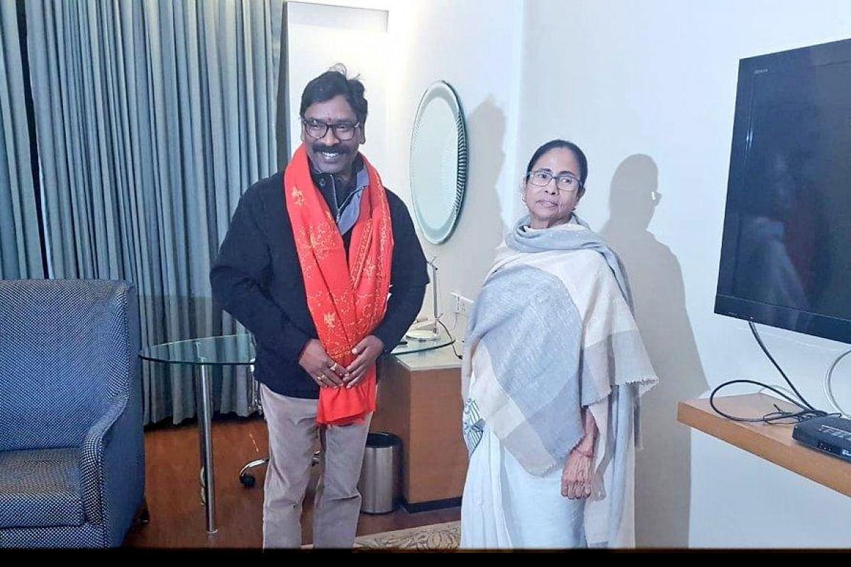 Bengal Chunav 2021: पश्चिम बंगाल में ममता बनर्जी के लिए प्रचार करेंगे झारखंड के मुख्यमंत्री हेमंत सोरेन