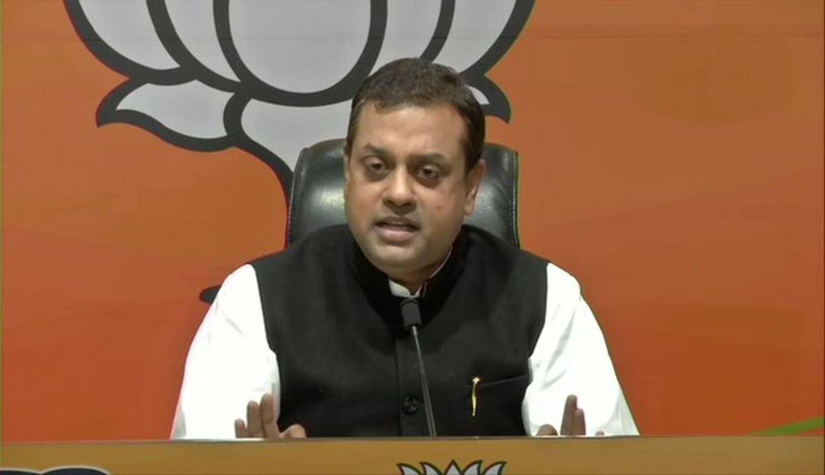 भाजपा के प्रवक्ता संबित पात्रा ने कांग्रेस पर किया कटाक्ष, बोले - राहुल गांधी जिस पार्टी को छू देते हैं, उसका डूबना तय होता है