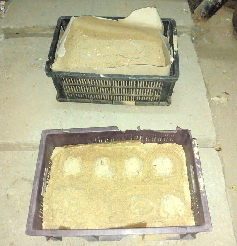 Bengal Election 2021: पहले चरण की वोटिंग से पहले एक्शन में कोलकाता पुलिस, 22 क्रूड बम बरामद
