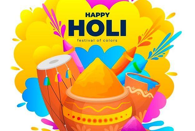 Happy Holi 2021 Wishes, Images, Quotes, Holi Ki Hardik Shubhkamnaye, Songs, Video 15