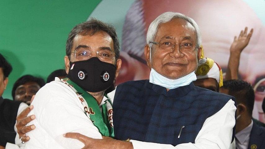 Bihar Politics: RLSP के JDU में विलय से चिराग के 'बंगले' में लगी आग, LJP ने सीएम नीतीश को दे दिया खुल्लमखुल्ला चैंलेज