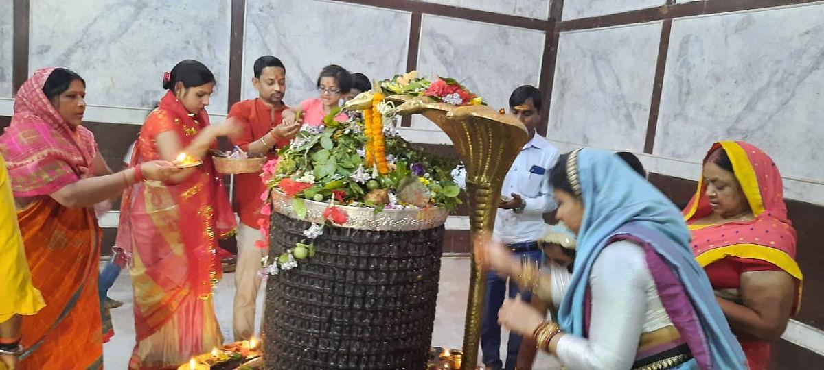 Mahashivratri 2021 Jharkhand :  पहाड़ी बाबा के दरबार पहुंचे सीएम हेमंत सोरेन, राज्य की खुशहाली की कामना की
