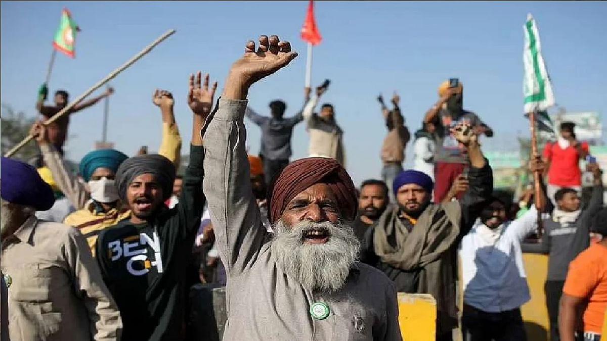 Kisan Andolan : 'किसान आंदोलन के बारे में उल्टा-सीधा बोलने लगा तो आया गुस्सा, तेल डालकर लगा दी आग'
