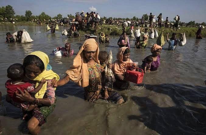 जम्मू-कश्मीर में अवैध रूप से बसे दस हजार रोहिंग्याओं पर सख्ती, वापस म्यांमार भेजने के लिए सरकार की ये है तैयारी