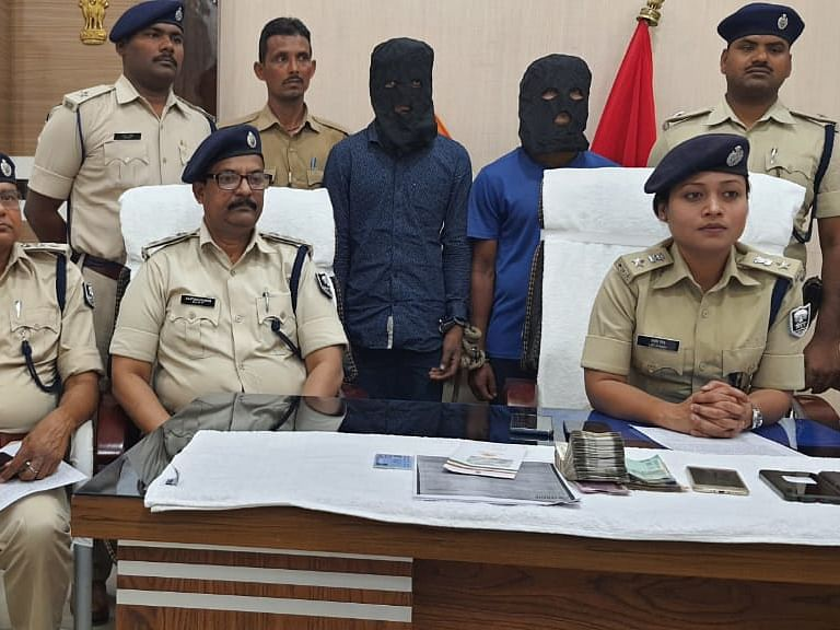 सहरसा लूटकांड के दो आरोपी स्पोर्टस बाइक के साथ गिरफ्तार, SP लिपि सिंह ने बताया- कैसे पकड़े गए लुटेरे