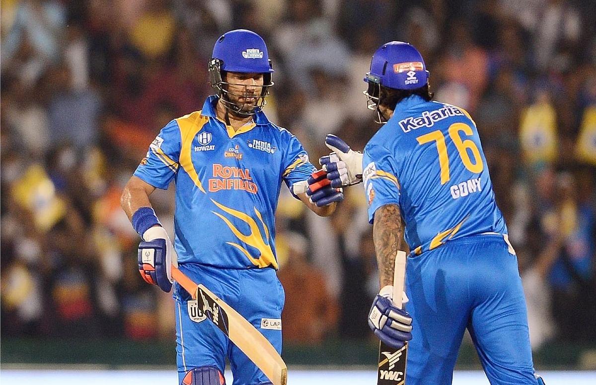 Road Safety World Series T20 : युवराज सिंह ने रचा इतिहास, ऐसा करने वाले दुनिया के पहले क्रिकेटर बने