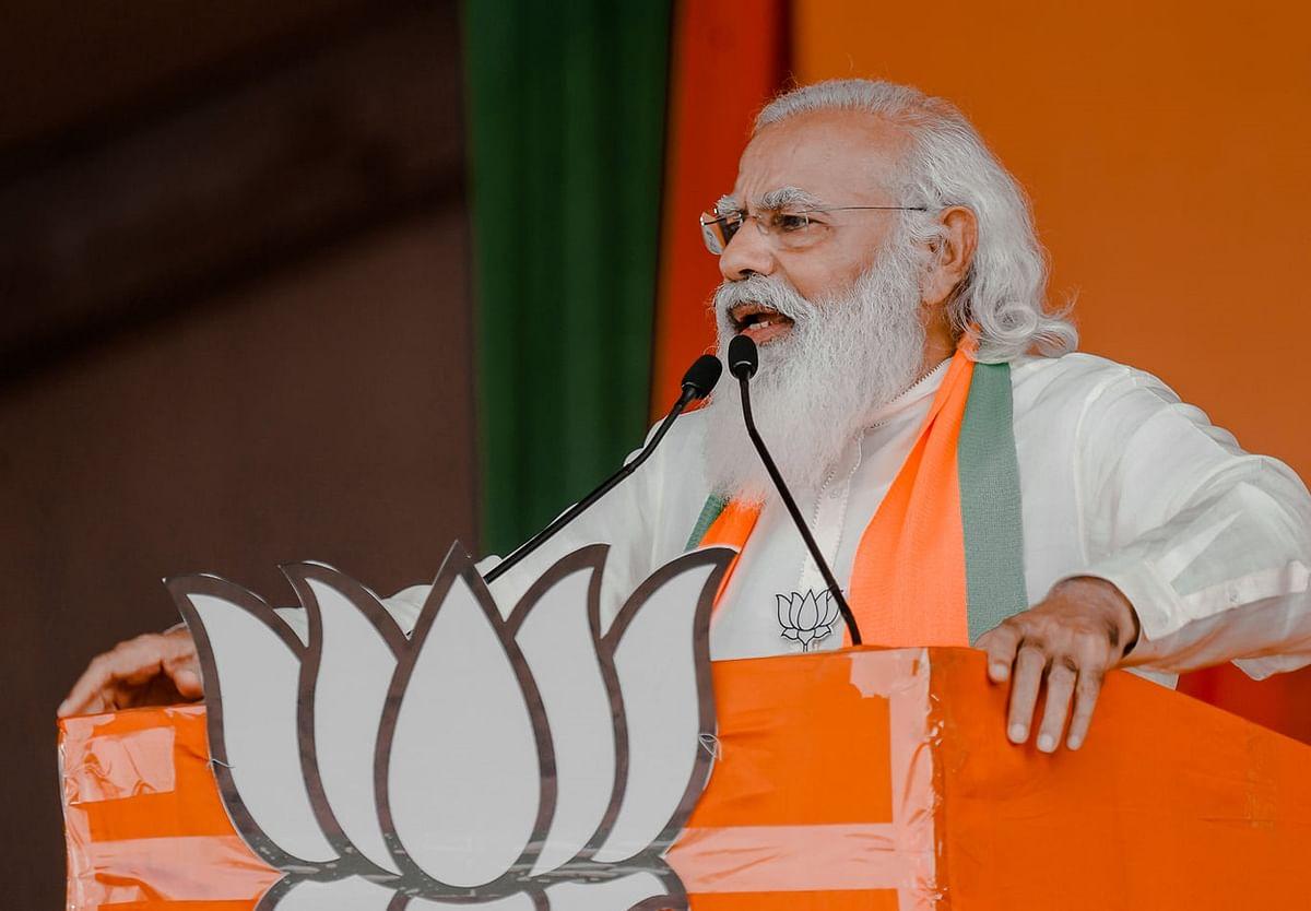 PM मोदी का 'राम राग', श्रीराम-सीता के वनवास का जिक्र करके पुरुलिया के जलसंकट पर 'दीदी' से सवाल
