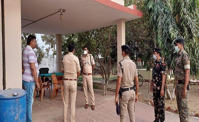 बिहार के चंपारण में महिला सिपाही ने फंदे पर झूलकर की खुदकुशी, मौत की गुत्थी सुलझाने में जुटी पुलिस