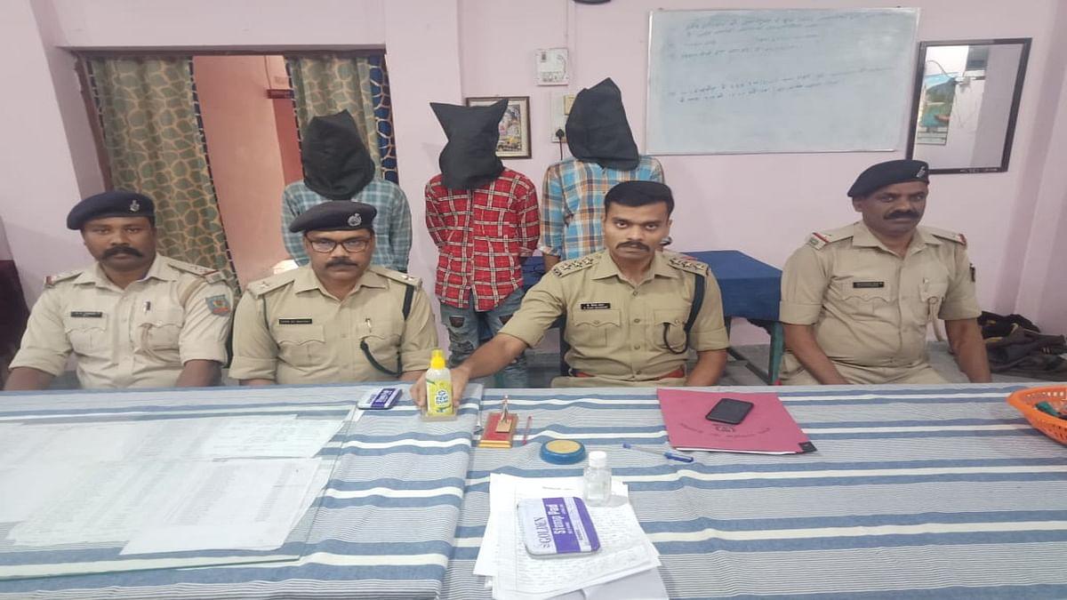 Jharkhand Crime News : रंगदारी के लिए पलामू के एक दुकान में आग लगाने के मामले का खुलासा, कर्मचारी ही निकला आरोपी