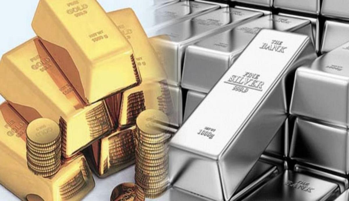 Gold Rate : तीन में 1100 रुपये तक सस्ता हुआ सोना, चांदी में भी 1200 से ज्यादा की गिरावट, जानिए सोना-चांदी का ताजा भाव
