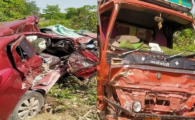 Bihar News: होली में घर पहुंचने से पहले खामोश हो गयी चार जिंदगियां, चार लोगों की मौत से सदमे में डूबा गांव