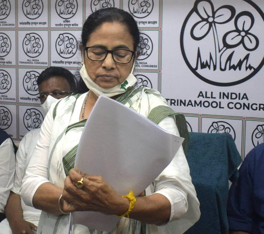 TMC Candidate List 2021 : वोटिंग से पहले इन सीटों पर ममता बनर्जी की पार्टी ने बदला कैंडिडेट, यहां देखें List