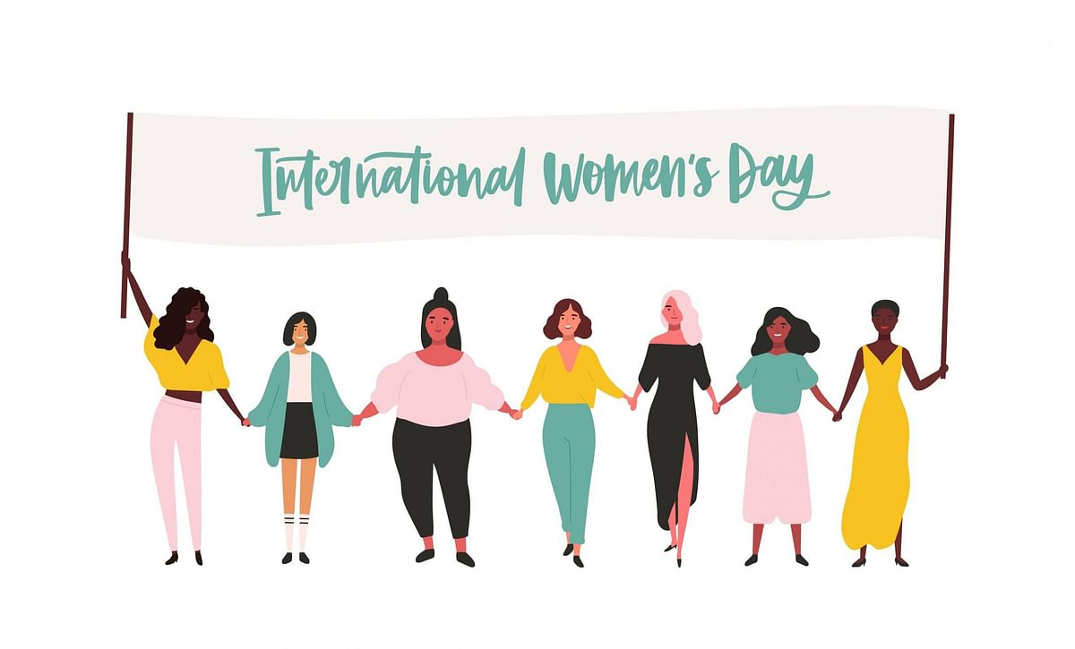 Happy Women's Day 2021 Mahila Diwas 2021 Wishes Updates Womens day Images, HD Pics, Photos 8