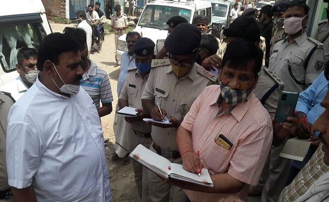 जहरीली शराब पीने से आठ लोगों की मौत और कई बीमार, राजद उपाध्यक्ष ने प्रशासन और सरकार को ठहराया दोषी
