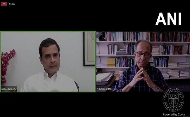 राहुल गांधी का RSS पर हमला, पिता राजीव गांधी की हत्या पर कही ये बात