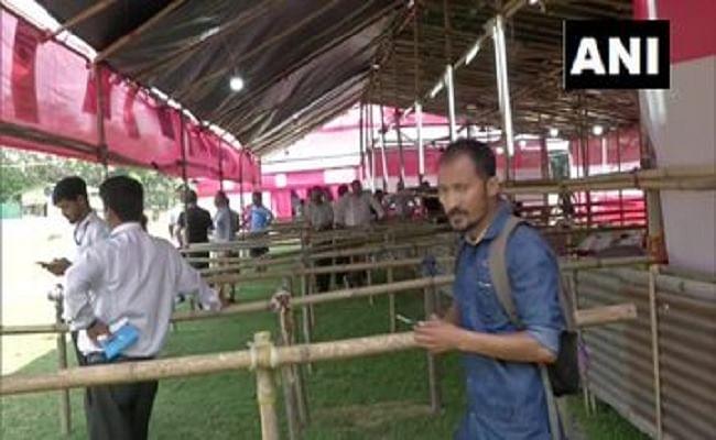 Assam Assembly Election 2021 : डीब्रूगढ़ में पहले फेज के चुनाव के लिए तैयारियां पूरी, पोलिंग केंद्रों में लोगों के लिए सैनिटाइजेशन की सुविधा भी उपलब्ध