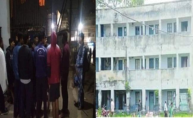 पटना विश्वविद्यालय के सैदपुर हॉस्टल में देर रात घुसी पुलिस, छोपमारी में मिले पिस्टल और गोलियां, 2 छात्र गिरफ्तार
