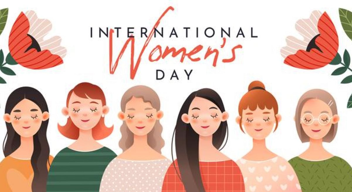 Happy Women's Day 2021 Mahila Diwas 2021 Wishes Updates Womens day Images, HD Pics, Photos 7