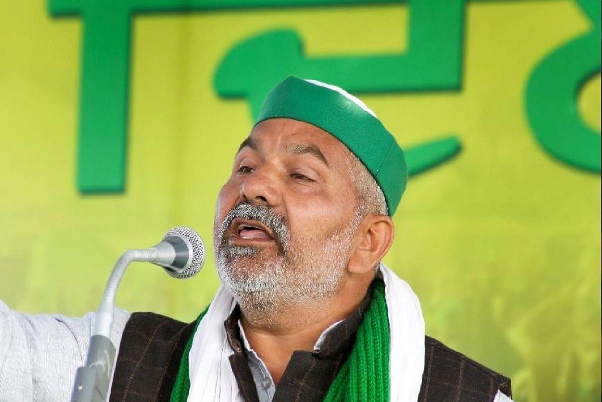 Kisan Andolan Hindi News : ...तो लाखों किसान ट्रैक्टरों पर संसद पहुंचेगे : राकेश टिकैत