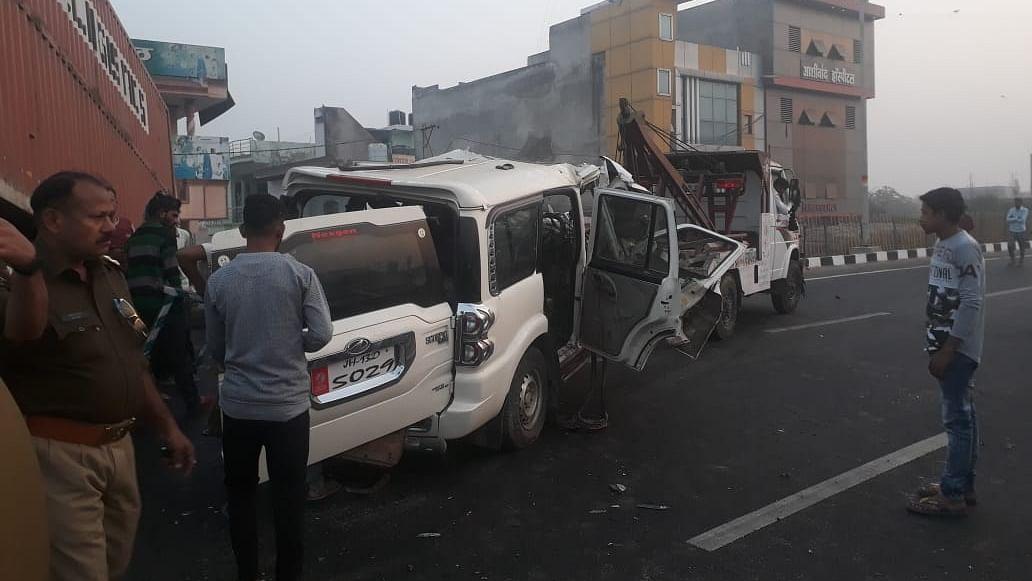 Agra Accident: आगरा सड़क हादसे में बिहार निवासी 8 युवकों की मौत, सीएम नीतीश  सहित कई नेताओं ने जताया दुख