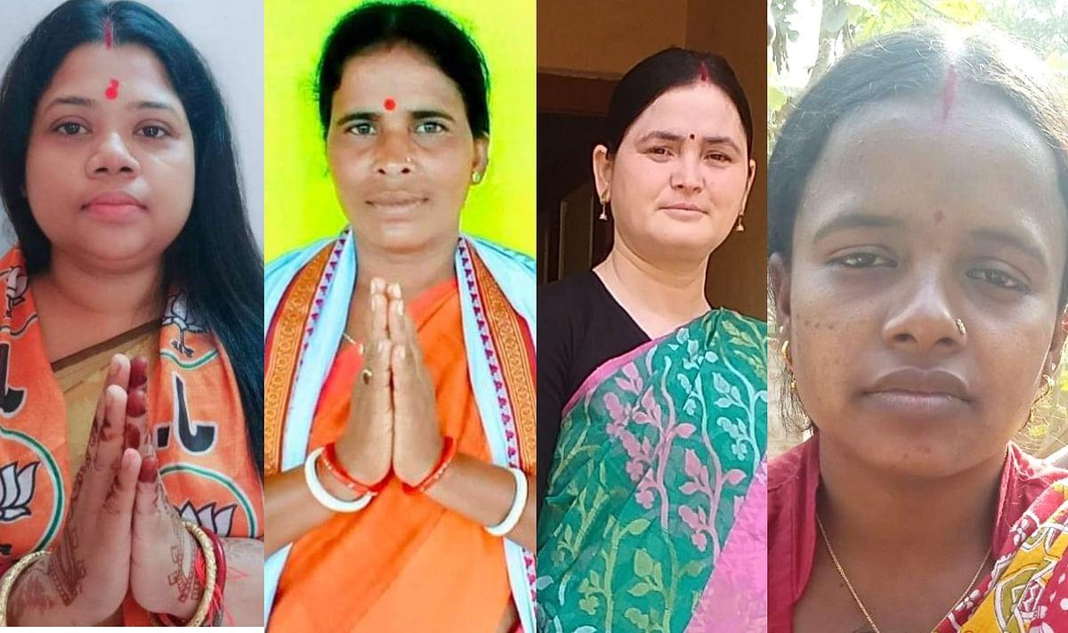 भाजपा ने दो चरणों में 7 महिला उम्मीदवार उतारे, हल्दिया की CPM विधायक तापसी मंडल इस बार BJP के टिकट पर लड़ेंगी चुनाव