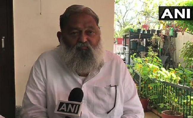 नंदीग्राम मामले पर हरियाणा के गृह मंत्री अनिल विज का बड़ा बयान, कहा- राकेश टिकैत बनना चाहती हैं ममता बनर्जी