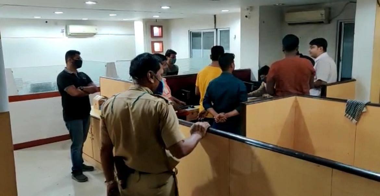 Bengal Chunav 2021: सिलीगुड़ी में BJP के IT Cell में पुलिस का छापा, अवैध रूप से कॉल सेंटर चलाने की शिकायत पर हुई कार्रवाई