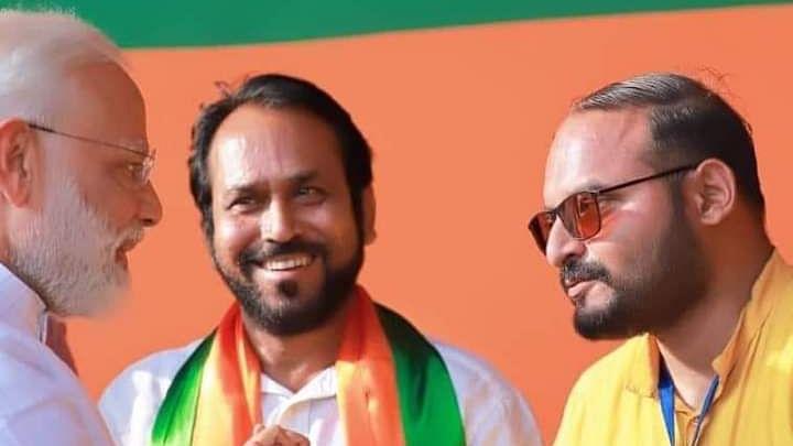Bengal Chunav 2021 : वोटिंग से पहले बीजेपी को बड़ा झटका, SC मोर्चा के अध्यक्ष ने दिया इस्तीफा