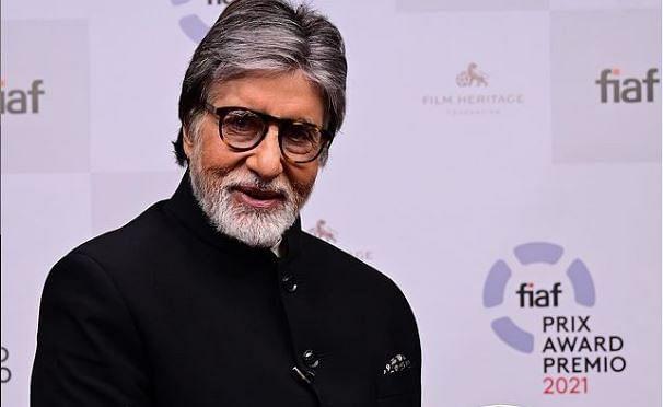FIAF अवॉर्ड पानेवाले पहले भारतीय बने अमिताभ बच्चन, सोशल मीडिया पर लिखा - सम्मानित महसूस कर रहा हूं...