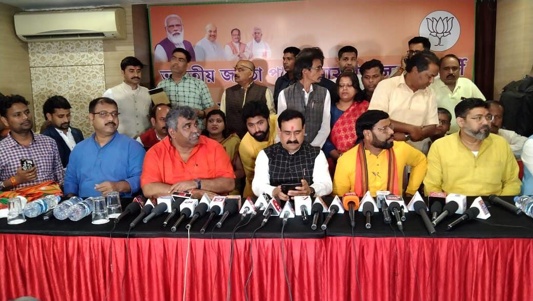 आसनसोल में बोले मध्यप्रदेश के गृह मंत्री नरोत्तम मिश्रा, बंगाल में बनेगी बीजेपी की सरकार
