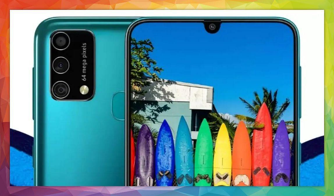 549 रुपये में खरीदें Samsung Galaxy F41 स्मार्टफोन
