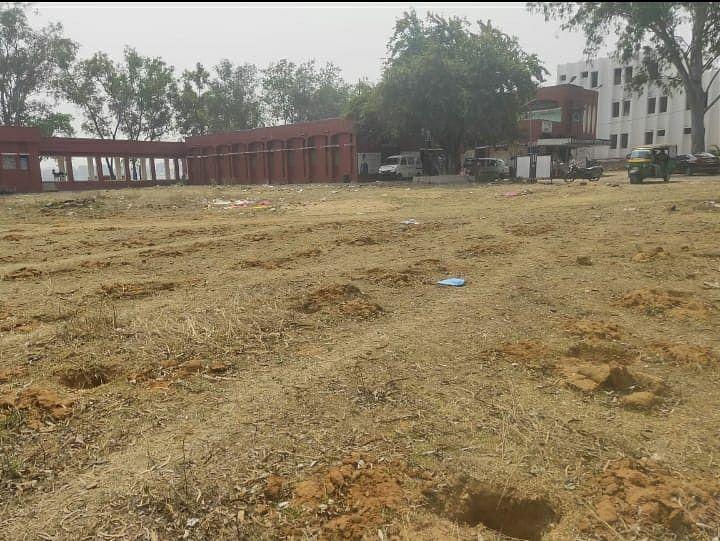 Jharkhand News : झारखंड के गुमला में नयी बिल्डिंग के लिए अस्पताल परिसर से काटे गये थे 39 पेड़, तीन साल बाद भी नहीं लगा एक पौधा