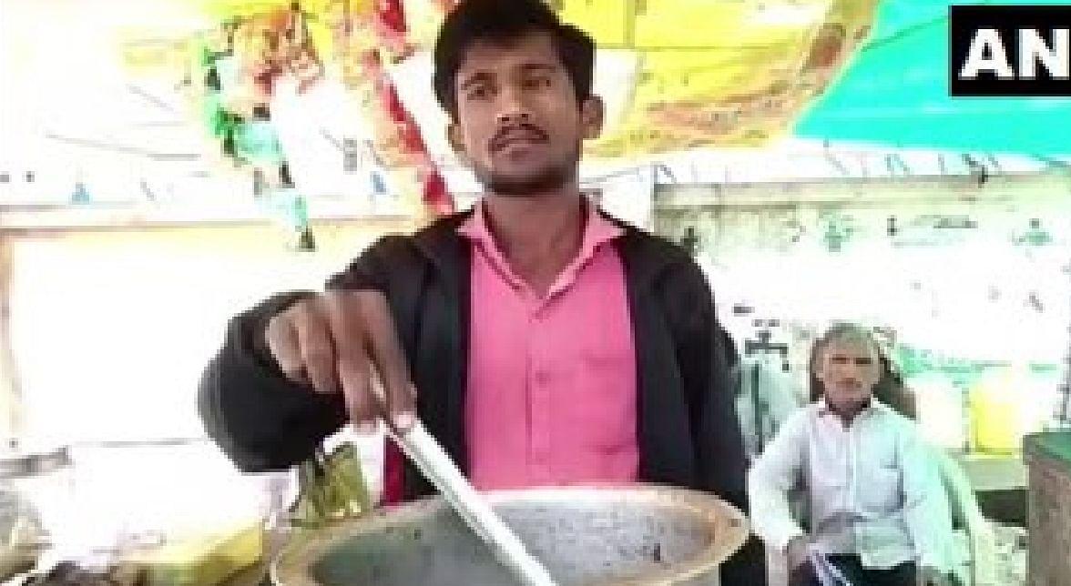 चाय बेचने के लिए मजबूर यह नेशनल खिलाड़ी, कहा, मौका नहीं मिल रहा, पेट पालना मुश्किल