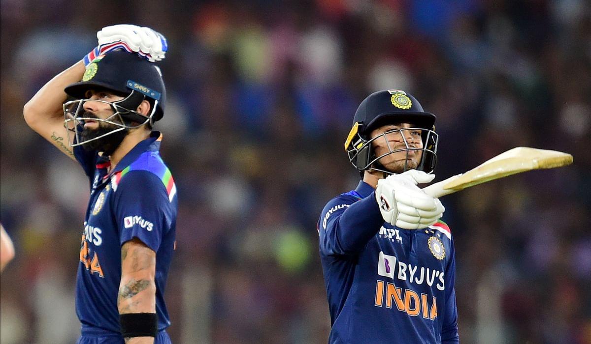 IND vs ENG 2nd T20 : झारखंड के इशान किशन का डेब्यू मैच में धमाका, फिफ्टी जड़ बना डाला ऐसा रिकॉर्ड