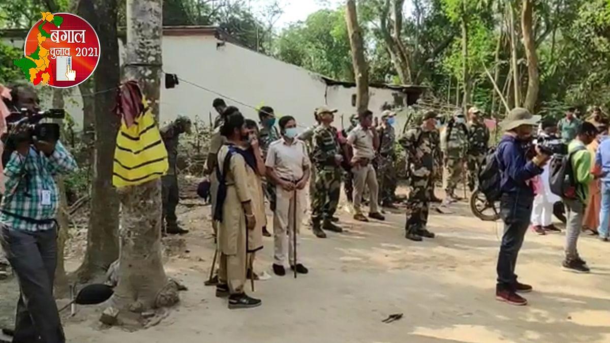 खड़गपुर में BJP कार्यकर्ता की मौत, TMC पर पीट-पीटकर हत्या का आरोप, इलाके में तनाव