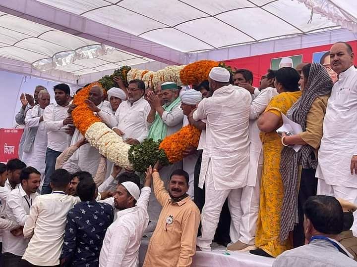 बंगाल चुनाव में बीजेपी के खिलाफ वोट मांगेंगे किसान नेता राकेश टिकैत ? 12 मार्च को रामलीला मैदान में होगी रैली